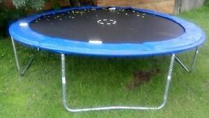 Large 16ft Round Trampoline For Sale Westmead Parramatta Area Preview