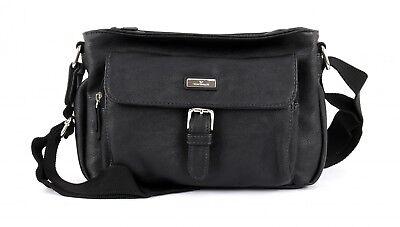 TOM TAILOR Bolsa Para Cadáveres Cruz Rina PU Crossover Bag Black comprar usado  Enviando para Brazil