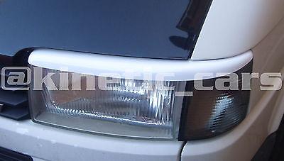 VW transporter T4 headlamp eyebrows spoilers ABS