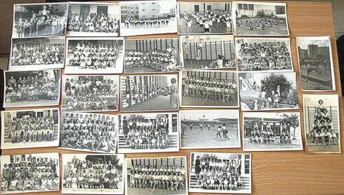 26 Antique and old children's group photos Kindergarten and school, Purim photos