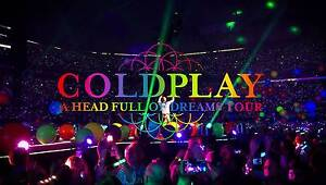 COLDPLAY GOLD STANDING - SYDNEY TUE 13 DEC (2 TICKETS) Sydney City Inner Sydney Preview