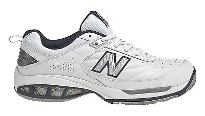 New Balance NB MC806W Men's 806v1 White Stability Core Tennis Shoes