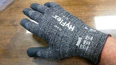 Ansell Hyflex 11-531 Ultralight Cr2 Abr4 Cut Resistant Gloves One Pair Size 9
