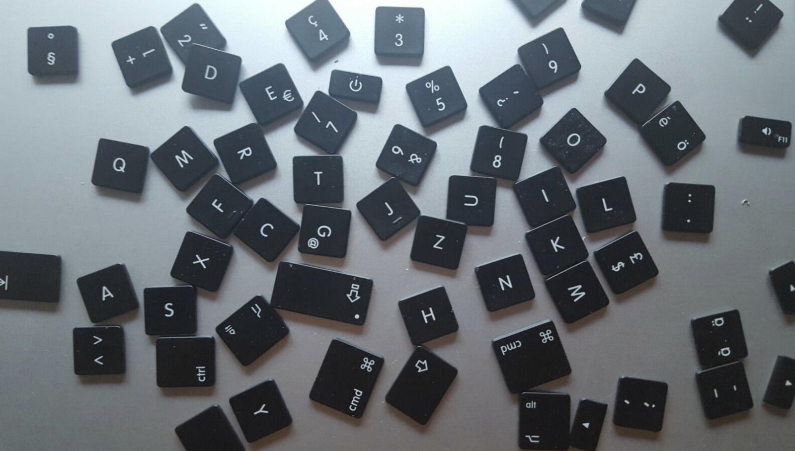 Touche de clavier clé macbook pro 13