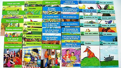 In Spanish lot 39 early readers Learn to Read leveled kids books grade 1st 2nd on Rummage