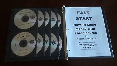 Albert Lowry's Real Estate Financial Strategies