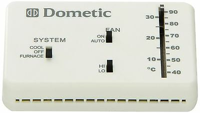 - Dometic 3106995032 Heat/Cool Analog Thermostat Free Shipping