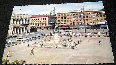 Sweden Gothenburg Gustav Adolf Square 164 Lindeberg Ultra - used