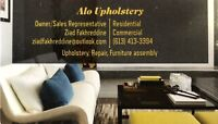 upholstery service for you!!!