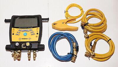 Fieldpiece Sman460 3 Port Wireless Sman Refrigerant Manifold Micron Gauge