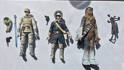 star wars hoth Rebels Lot Luke, Han, And Chewbacca