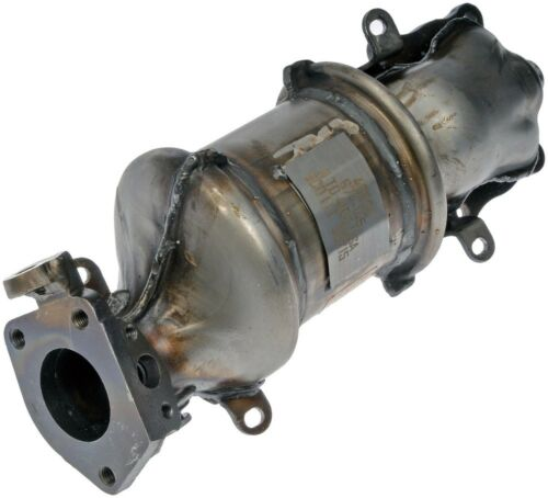 Exhaust Manifold with Integrated Catalytic Converter Front Dorman 674-145
