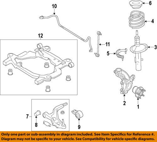 Ford Motorcraft Mef24 Oem Explorer Stabilizer Bar Link