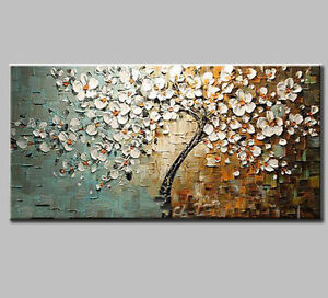 NO-framed-New-MODERN-ABSTRACT-CANVAS-ART-WALL-DECOR-OIL-PAINTING-1p