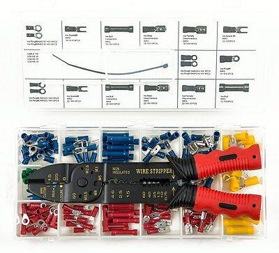 Presa Psc200 Terminal And Crimping Tool Assortment Set 201 Piece