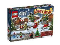 LEGO 60133 City Advent Calendar 2016 *BRAND NEW*