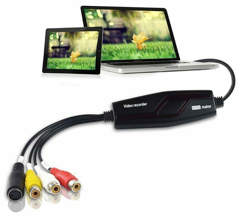 Video Capture Converter, Capture Analog Video to Digital for Your Mac or Windows