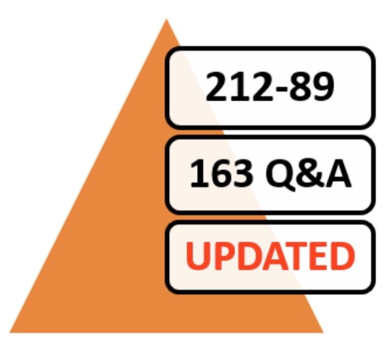 Updated EC-Council Certified Incident Handler ECIH v2 212-89 Exam 163 Q&A PDF