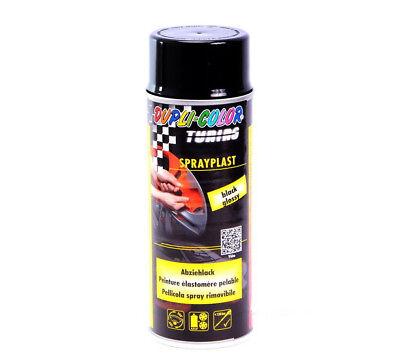 Abziehlack Sprühfolie 400ml schwarz seidenglanz Dupli-Color SPRAYPLAST DC388040