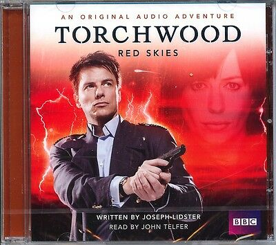 Torchwood Red Skies Audio Drama Cd Mint