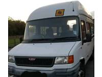 LDV ex mini bus