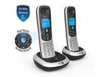 BT2100 Cordless DECT Phone - Twin Handset Pack
