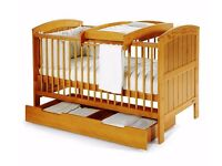 Mamas and Papas Amie cot bed package