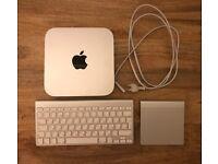Apple Mac Mini 2014 late, 2.8GHz CPU, 8GB RAM, 256 GB SSD
