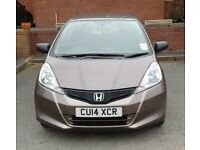Honda Jazz 1.2 i-VTEC S 5dr Petrol Manual