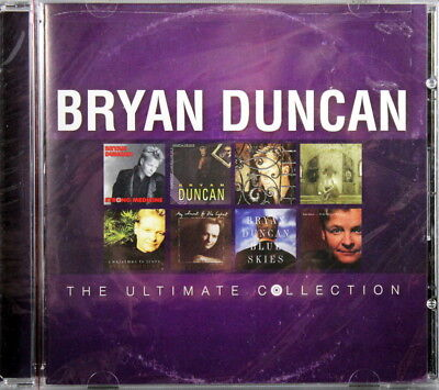 Bryan Duncan The Ultimate Collection NEW Christian Music CD Praise -