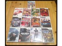 Wii - 13 Games Bundle