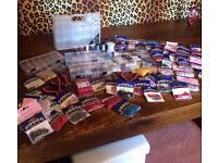 Over £250 worth of jewellery making stuff all beads unoepened