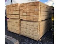 🌳 *New* Untreated Wooden Scaffold Boards / Planks - 3.9M
