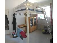 STORÅ Loft bed frame double bed from IKEA
