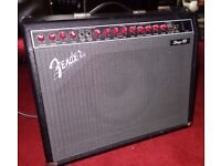 Fender Stage 185 Guitar Amp Amplifier Made in the USA Excellent Condition
