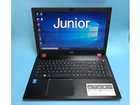 Acer i3 VeryFast 8GB Ram, 1TB, Slim HD Laptop, Win 10, Gaming, HDMI, office, Boxed Like New