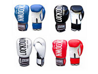 Lockdown Fightwear Boxing Gloves Adults and Kids All Sizes FREE POSTAGE