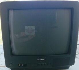 "Daewoo 14"" Portable TV"