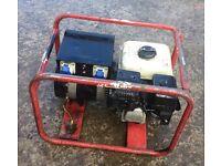 Honda petrol generator gx160 3.5 kva