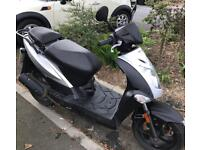Kymco Agility 50cc Scooter 2015 plate low mileage