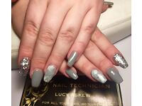 Nail Technician based off the Castlereagh Rd