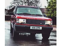 Land Rover Range Rover 1997 2.5 Diesel Automatic. 12Month MOT. Top Spec! Looks and Drives great !