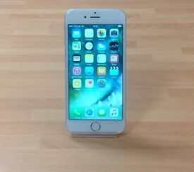Used iPhone 6 On The 02 Network In Nice Condition.