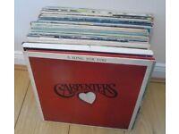 46 x Easy Listening Music LPs