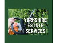 Gardening-Yorkshire Estate Services