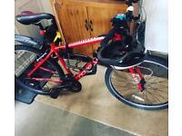 "Ridgeback mx2 mountain bike 19"""