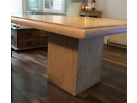 Solid natural Marble Dining Table