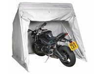 Motorcycle Storage Shelter Large MS067 Sealey--- FRAME ONLY-------new in box unused