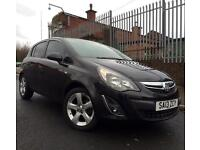 Vauxhall Corsa 2013 1.2L SXI Only 25k 1 Owner Bargain!