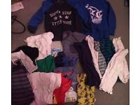 Boys 4-5 years clothes bundle